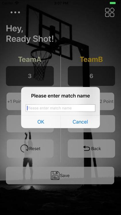Enjoy-BasketBallScoreBoard screenshot-3