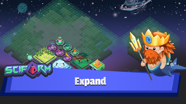 SciFarm - Space Zoo & Farming screenshot-3