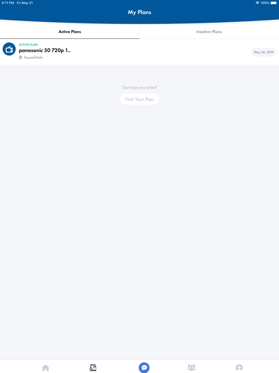 SquareTrade by SquareTrade, Inc  (iOS, United States
