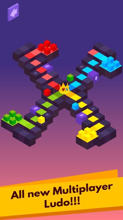 Blocky Ludo – Fun Board Games