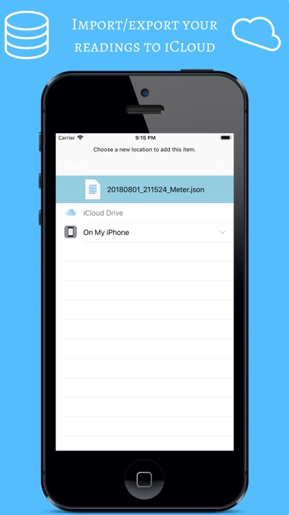 Electricity Meter Tracker screenshot-4