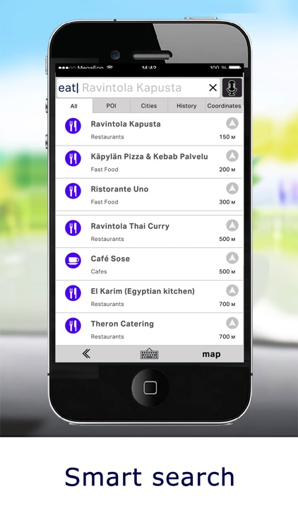 GeoNet GPS Navigator screenshot-4
