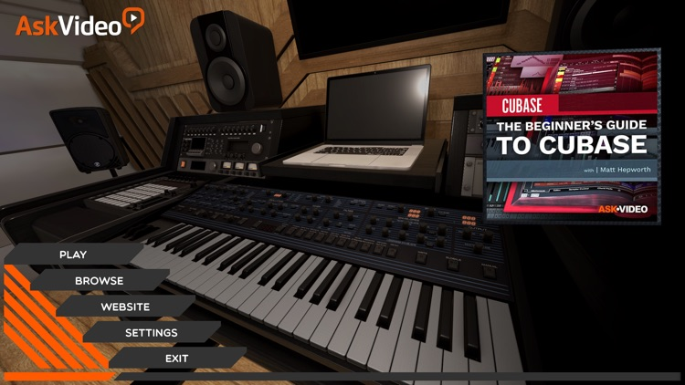 Guide To Cubase From Ask.Video screenshot-4