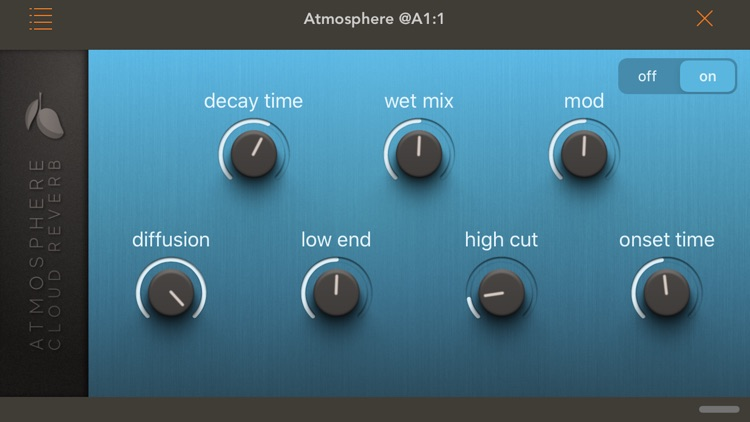 Atmosphere Cloud Reverb screenshot-0