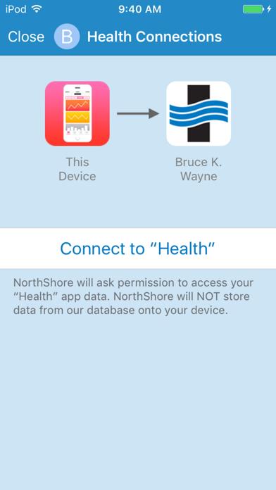 NorthShoreConnectScreenshot of 5