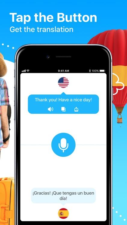 Dialog - Speech Translator screenshot-4