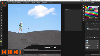 Editing Tips For Photoshop 7.1 IOS