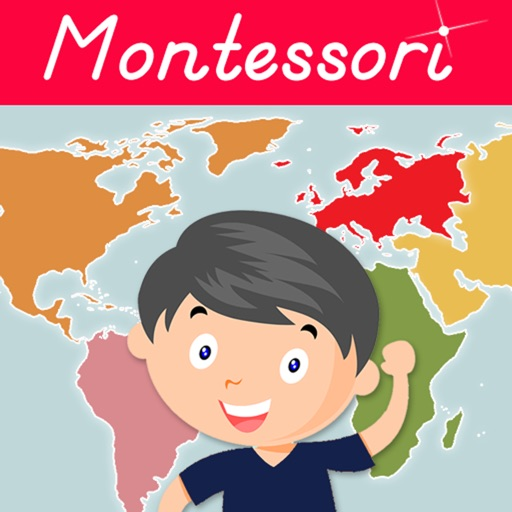 Montessori Ultimate Geography icon