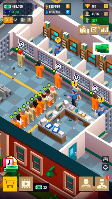 Prison Empire Tycoon-Idle Game screenshot 7