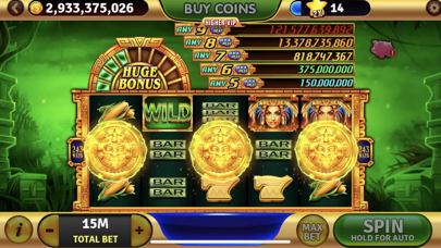 Billion Cash Slots-Casino Game screenshot 3