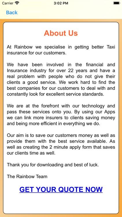 Taxi Insurance UK screenshot-3