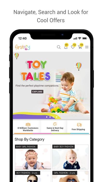 FirstCry UAE: Baby & Kids