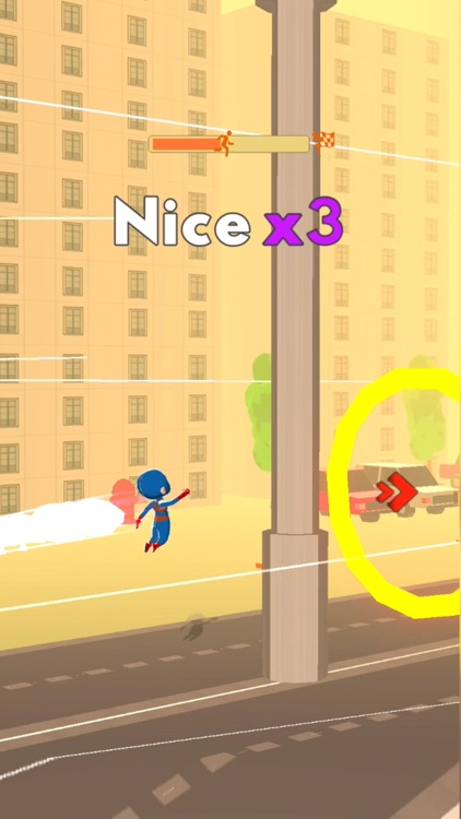 Swing Jumper! screenshot-4