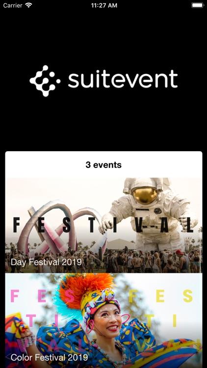 Multifestival App Suitevent