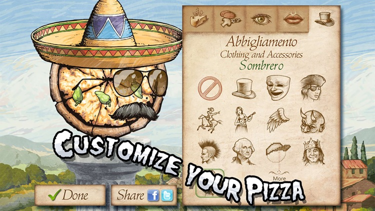 Pizza vs. Skeletons - Playond screenshot-3