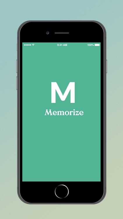 Memorize - Diary, Journal screenshot-0