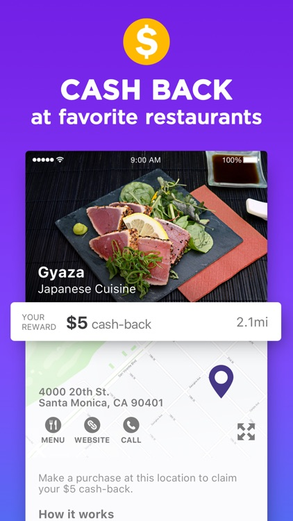 Freebird: Cash Back Rewards screenshot-7