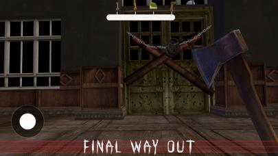 Evil Granny Haunted House 2018 Screenshot on iOS