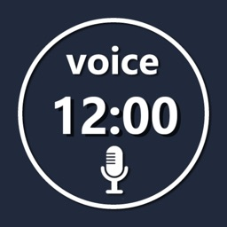 Voice wake alarm