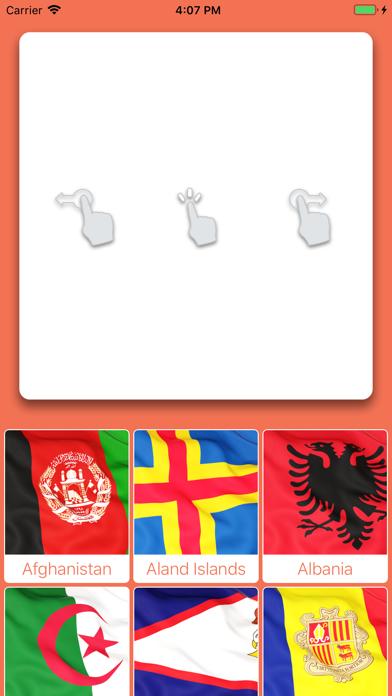 Flag Filter screenshot one