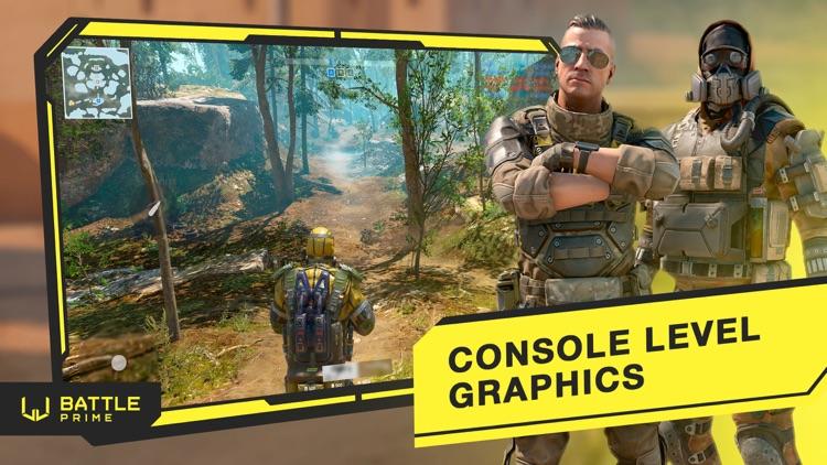 Battle Prime: Epic PvP Shooter screenshot-0