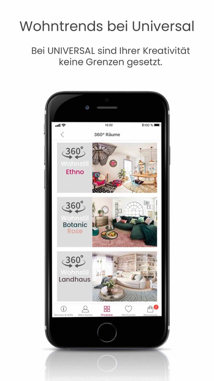 Universal – Möbel & Mode Shop screenshot-5