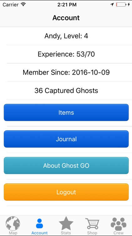 Ghosts GO
