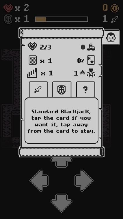 RogueJack: Roguelike BlackJack screenshot-5