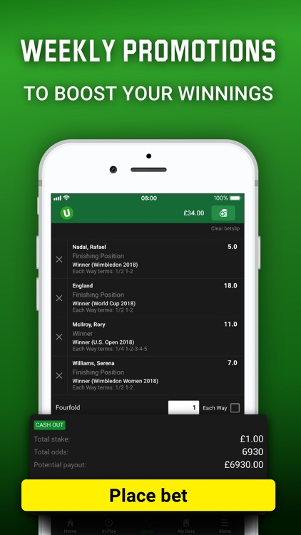Unibet - Live Sports Betting screenshot-4