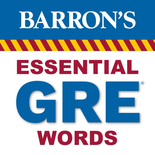 GRE Vocabulary Flashcards Prep icon