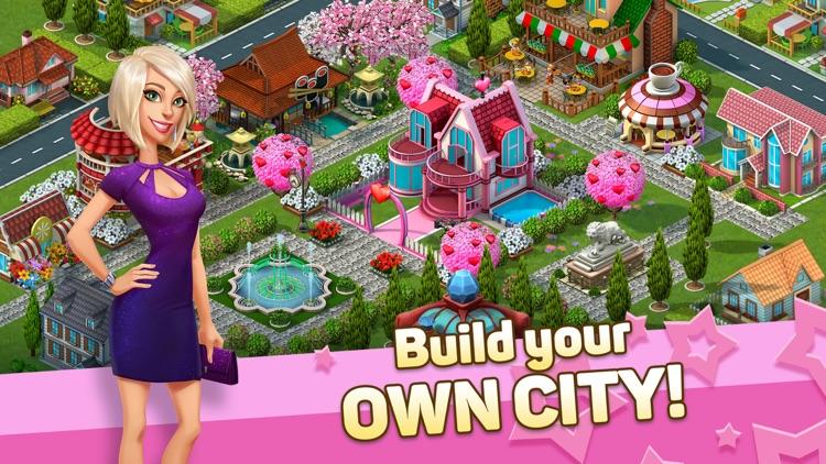 SuperCity: My Town Life Sim screenshot-5