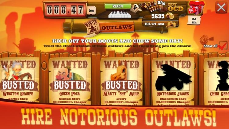 Wild West: Idle Tycoon Clicker screenshot-6