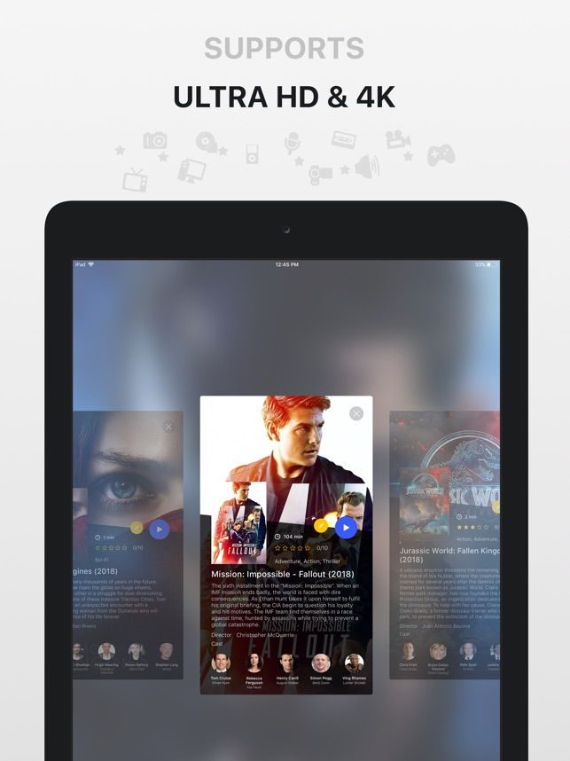 PlayerXtreme Media Player on the App Store