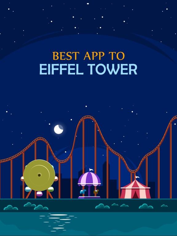 Screenshot #1 for Best App to Eiffel Tower
