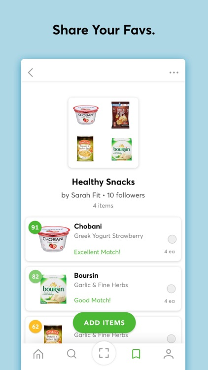 ShopWell - Better Food Choices screenshot-4
