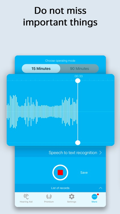 Petralex Hearing Aid App screenshot-5