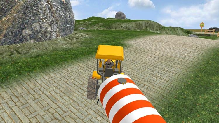 Tractor Farming Simulator 2020 screenshot-4