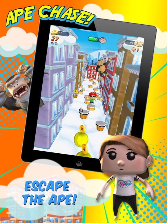 FGTeeV Ape Chase! screenshot 6