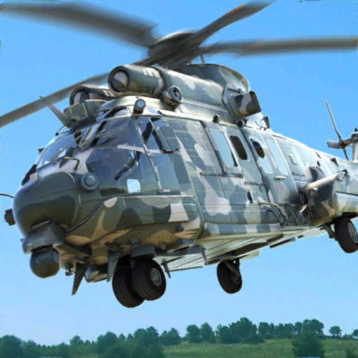 Army Helicopter Transport 3D