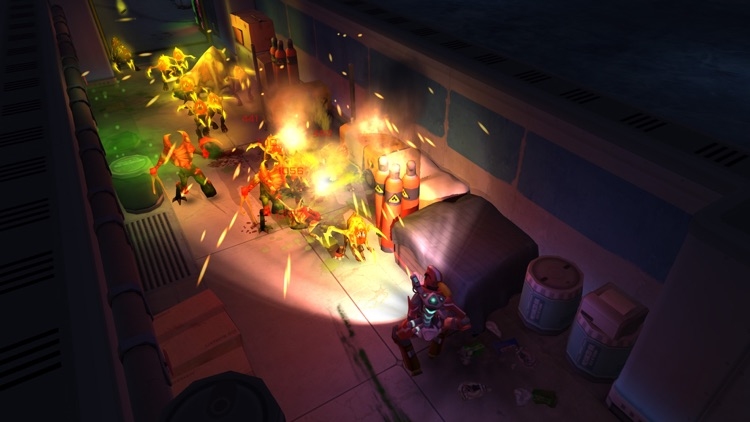 Xenowerk screenshot-3