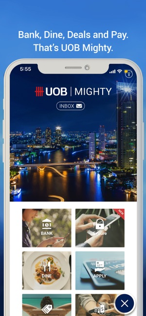 UOB Mighty Thailand on the App Store