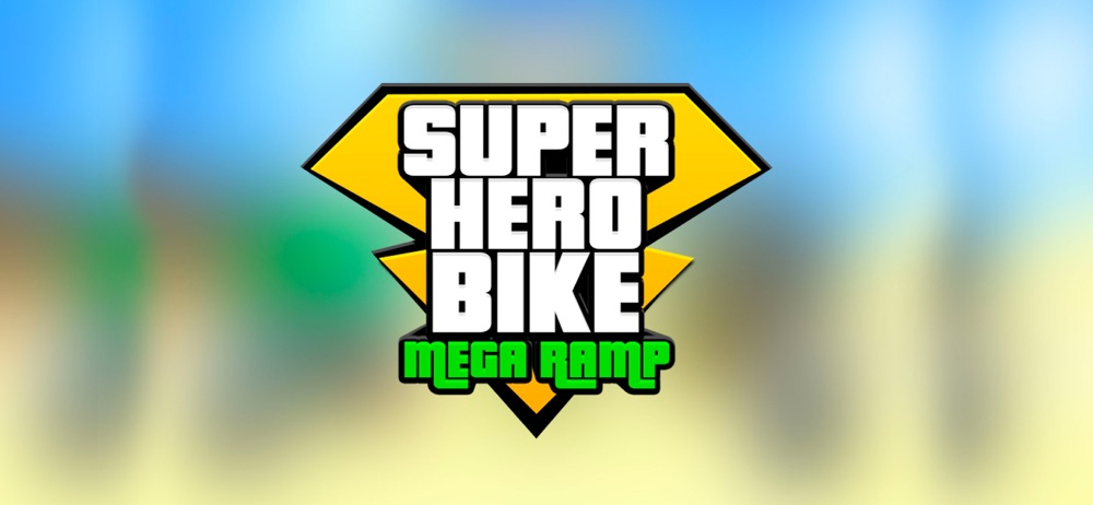 Super Hero Bike Mega Ramp Cheat Codes
