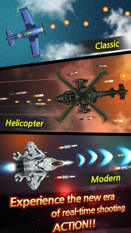 Sky Fighter 2 Revolution screenshot-4