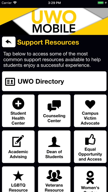 UWO Mobile screenshot-4
