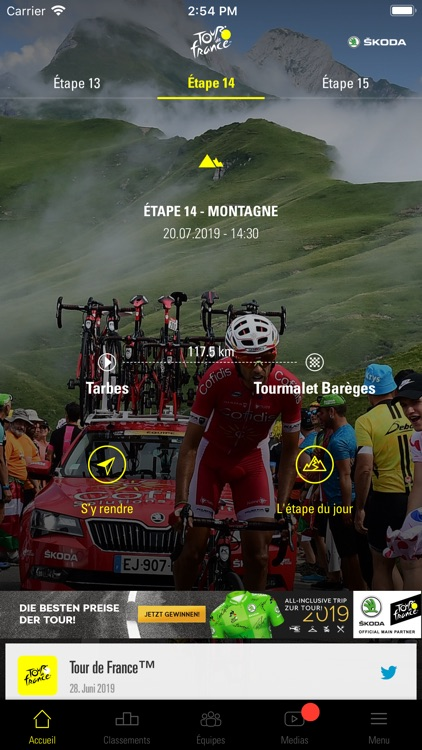 TOUR DE FRANCE 2020 screenshot-2
