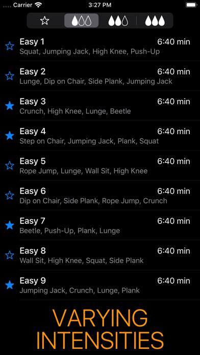 @Fitness! Screenshot 3