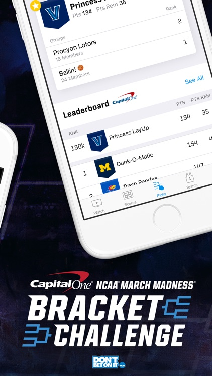 NCAA March Madness Live screenshot-3