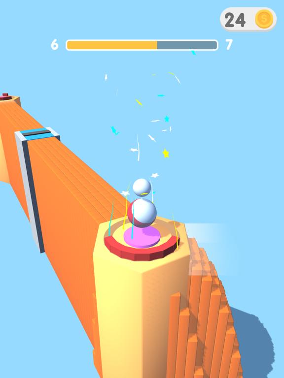 Ball Race 3Dのおすすめ画像9