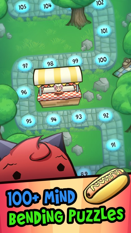 Munchie Match - Stacking Games screenshot-5
