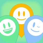 Friendable Free - Meet New People & Find Local Friends with Social Chat! icon